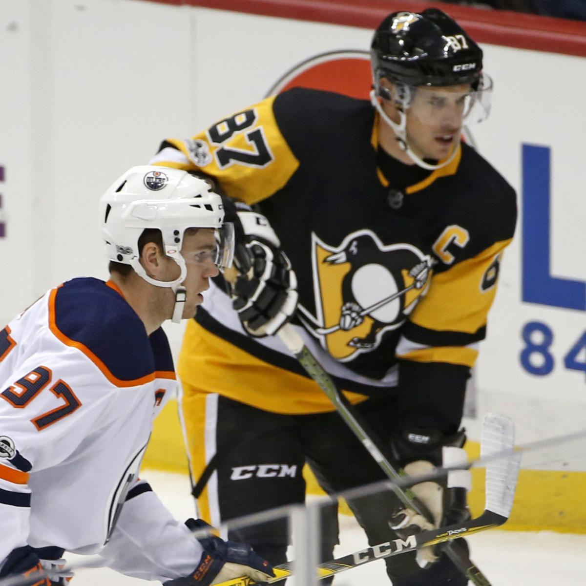 480958ab396 Sidney Crosby Calls Connor McDavid NHL s Best and the Top Highlights for  Oct. 17