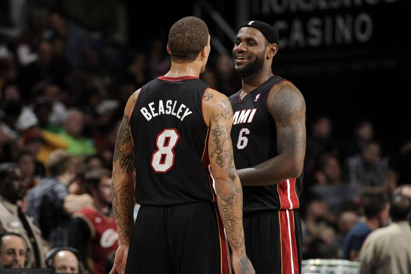 NBA Rumors: LeBron James Wanted Cavs to Trade for Michael