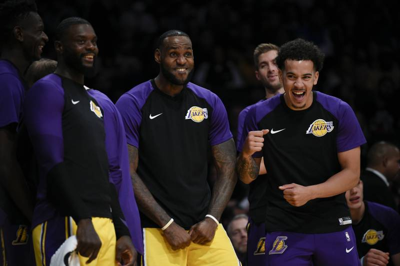 c9f29331436 Kobe Bryant Predicts  the Lakers Are Going to Surprise a Lot of People