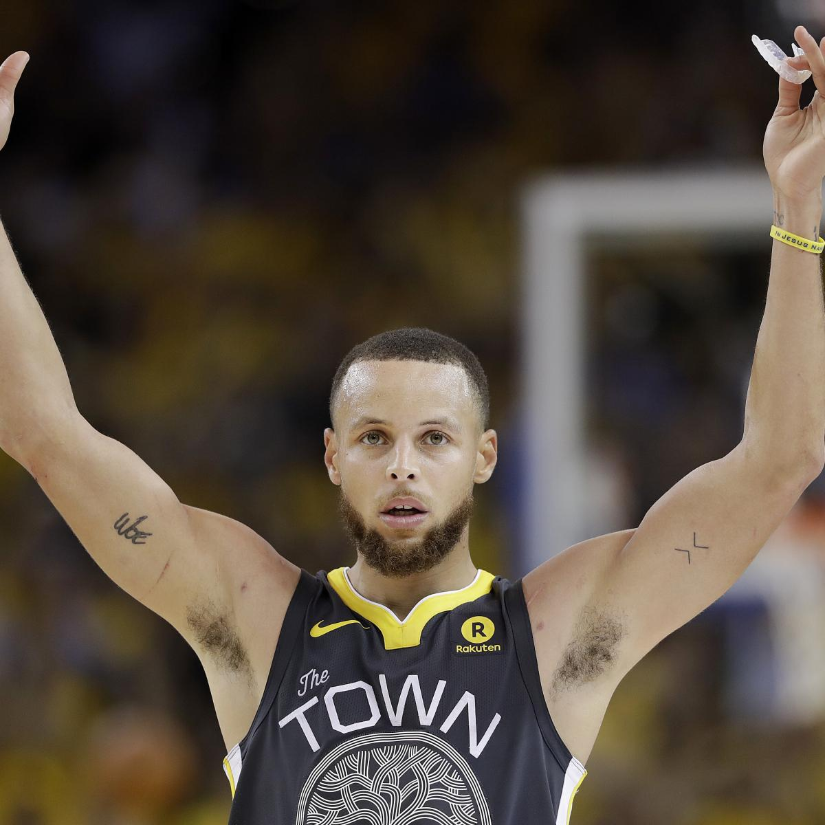 Warriors Come Out And Play Movie Cast: Report: Stephen Curry To Executive Produce Faith-Based