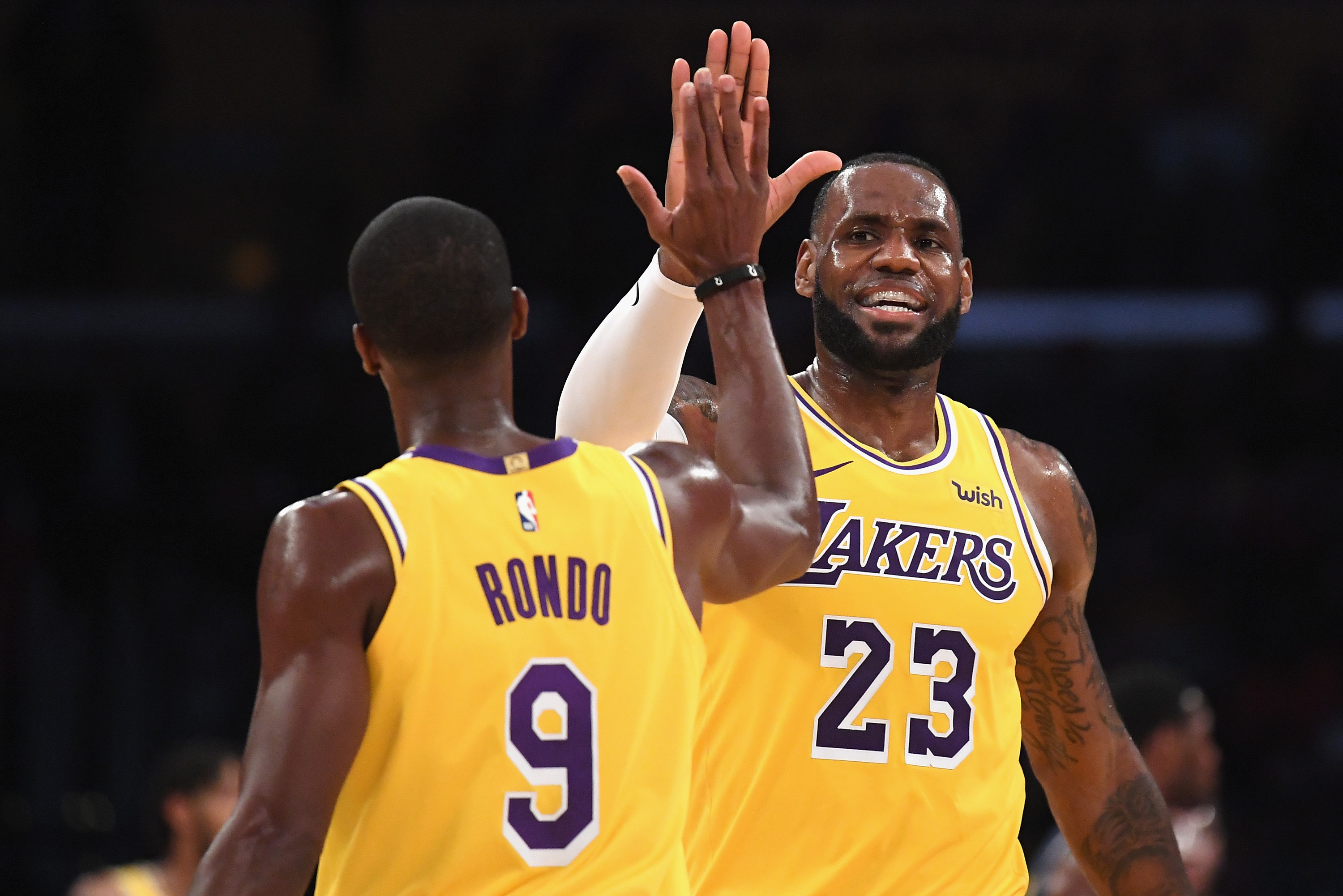 the latest 2ba11 5cfba LeBron James, Lakers Are Fast, Fun, Flawed in 2018-19 Title ...