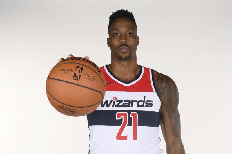 huge discount a009e edce1 Dwight Howard Day to Day After Aggravating Gluteal Injury in ...