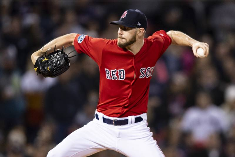 Chris Sale Says He Was Hospitalized Due To Irritation In Belly