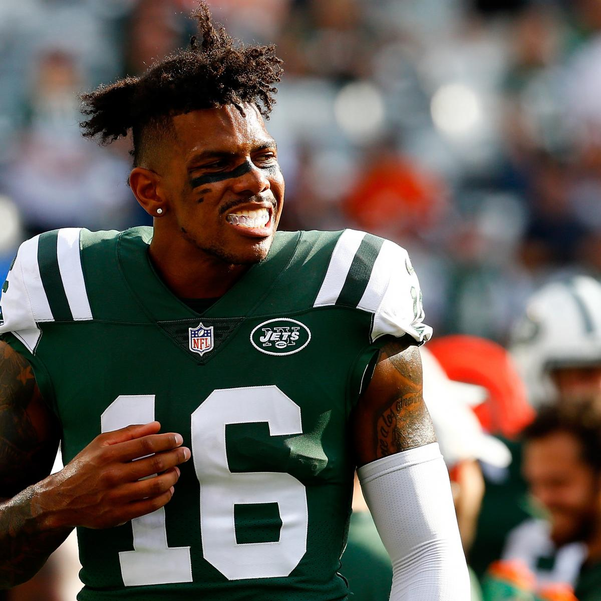 Terrelle Pryor Signs Contract with Bills After Jets Release ... 3d3e5d7c6