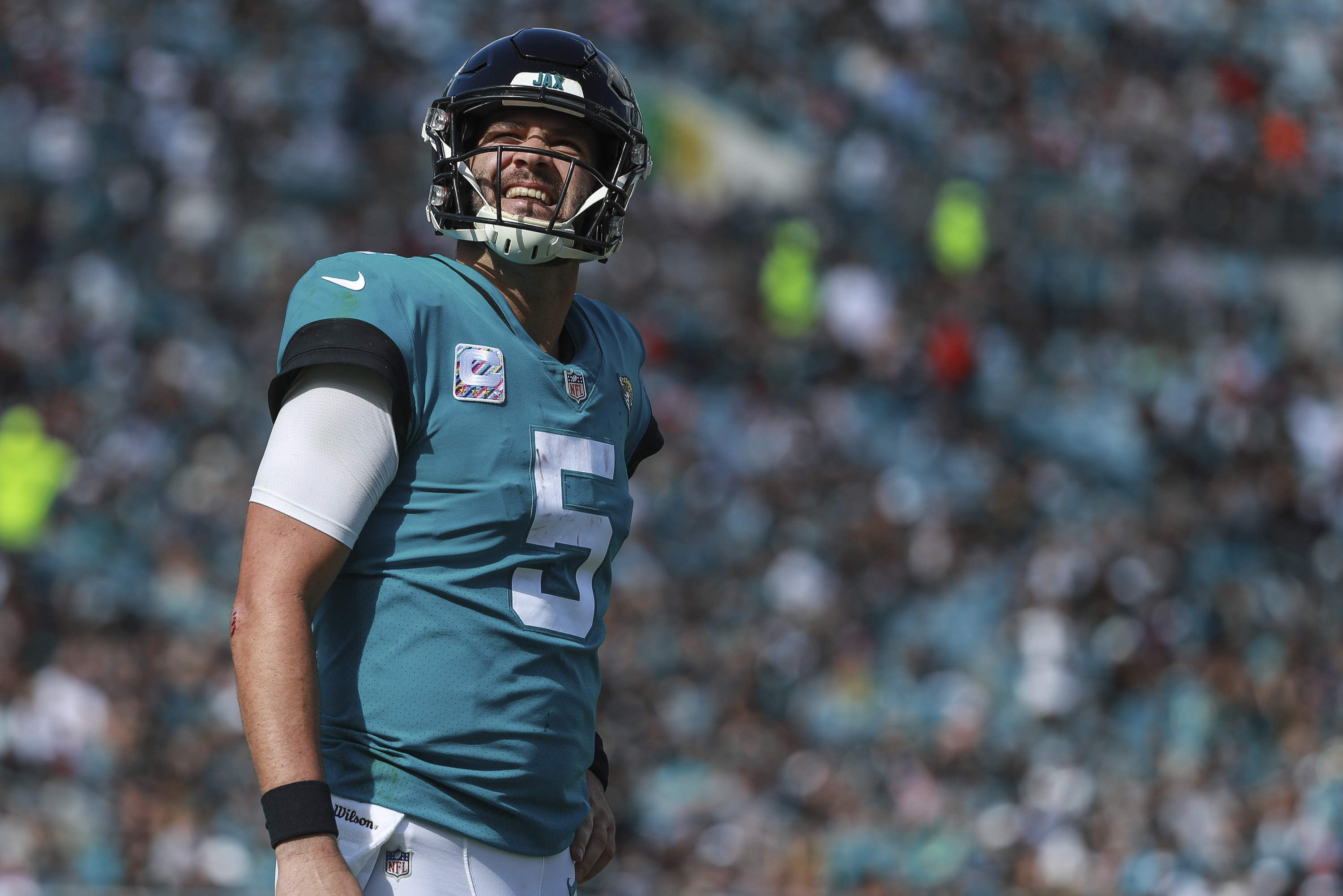 d7d2ff9d Bortles Out, Kaepernick In? Jaguars Need a Real QB to Save Once ...