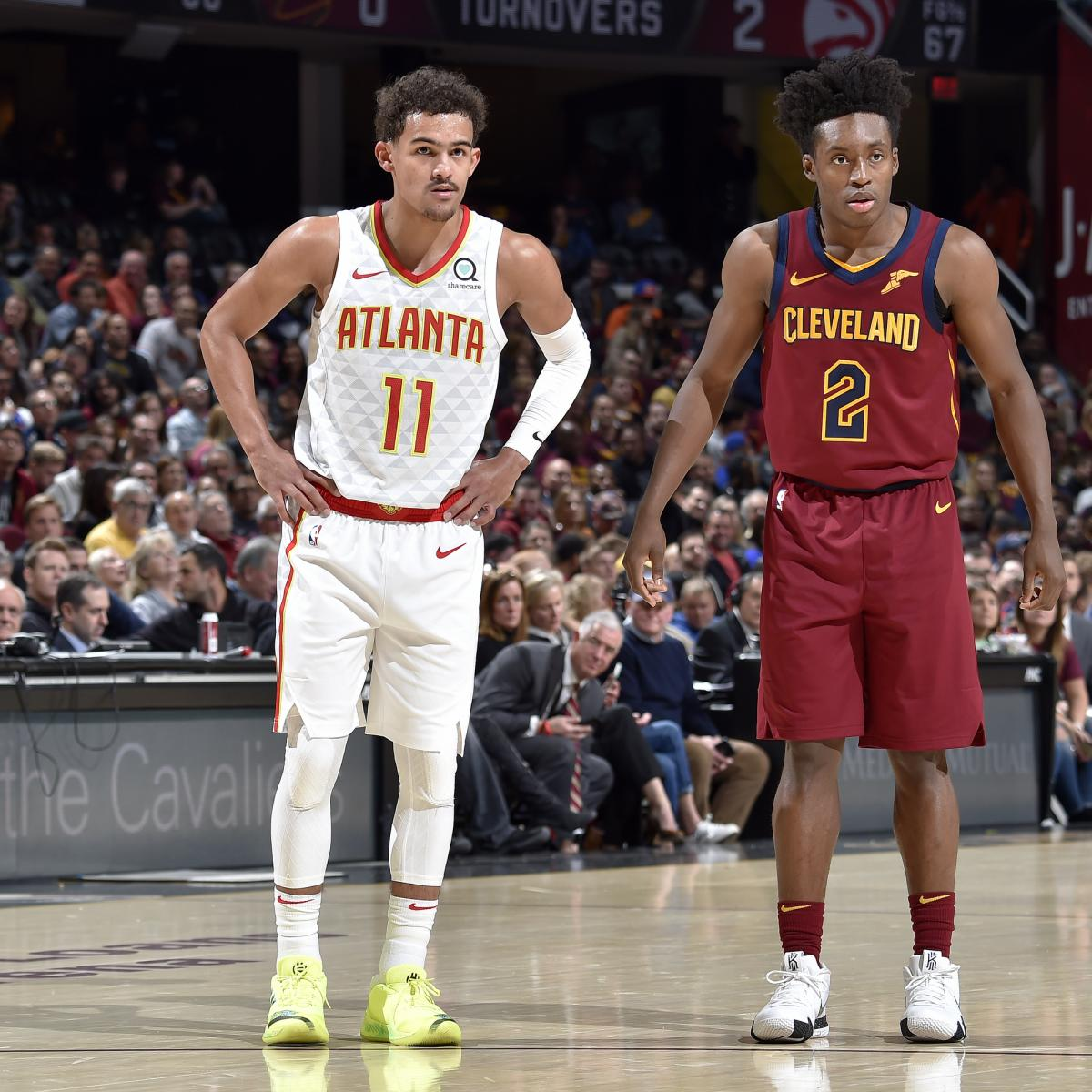 Trae Young Erupts for 35 2cf6a95bd