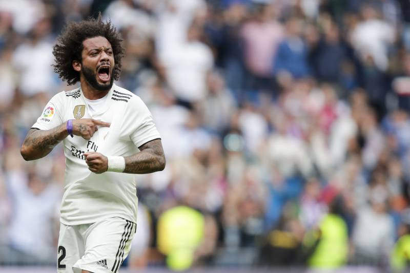 2fd40a742 Report  Marcelo Tells Real Madrid He Wants to Join Cristiano Ronaldo ...