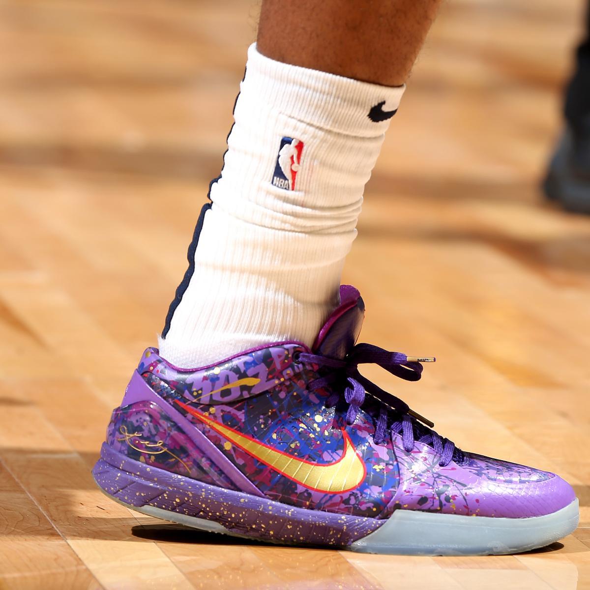 512034c175fdb B R Kicks x NBA Nightly  LeBron 16 in Lakers Colorway