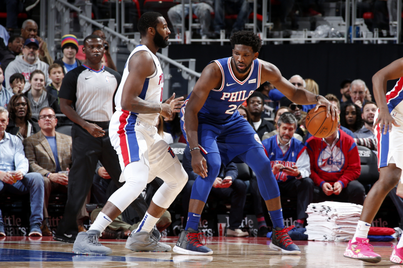 0942bd0fbc2 Flipboard  Joel Embiid on Andre Drummond Ejection   I Own a Lot of ...