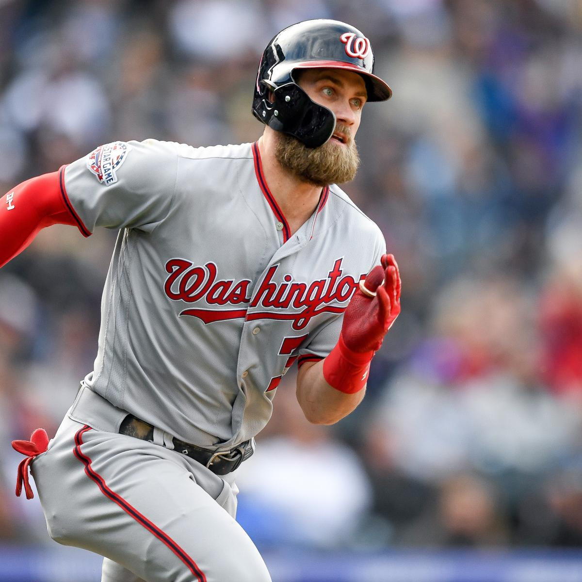 Mlb Rumors Analyzing All The Latest Whispers News And: MLB Rumors: Latest Buzz On Bryce Harper, Yankees And More