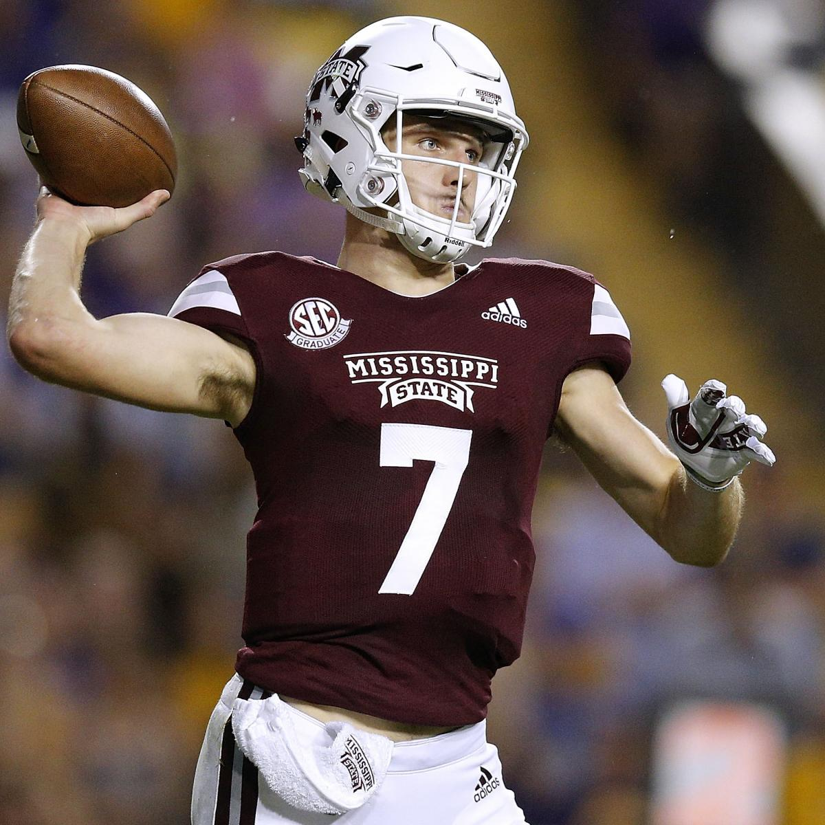 College Football Week 9 Betting Guide: Odds, Picks and ...