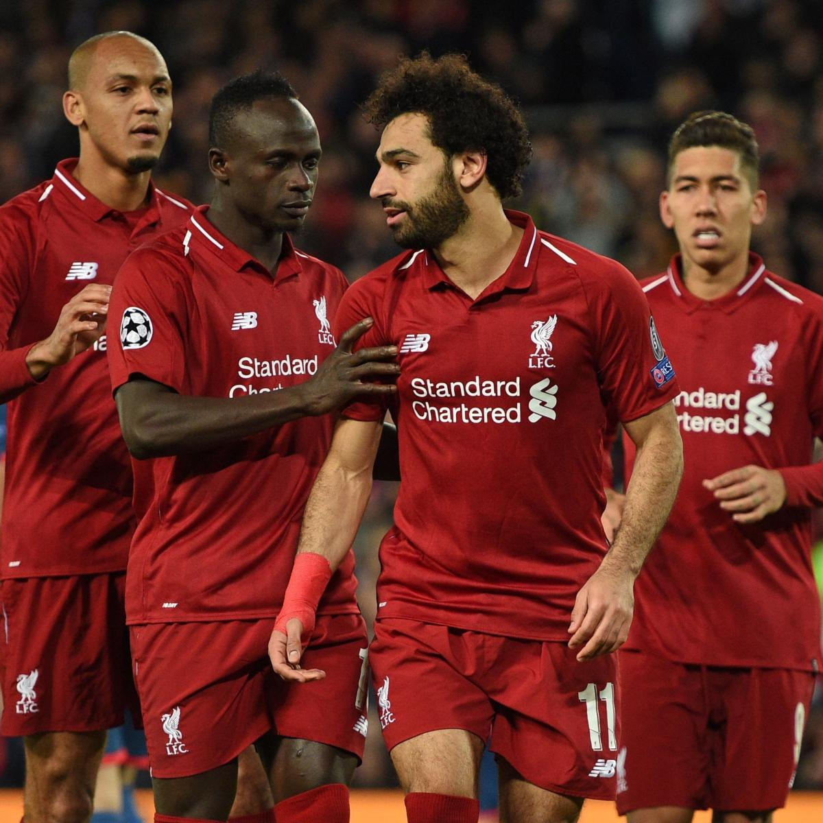 Barcelona Vs Liverpool Odds Live Stream Tv Info For: Liverpool Vs. Cardiff: Odds, Preview, Live Stream And TV