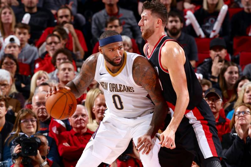 32ab59969770 Are We Sure the Golden State Warriors and DeMarcus Cousins Can Coexist