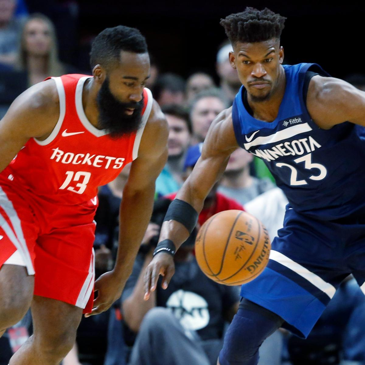 Houston Rockets Where To Watch The Upcoming Match Espn: This Is How Rockets Could Actually Trade Four 1st-Round
