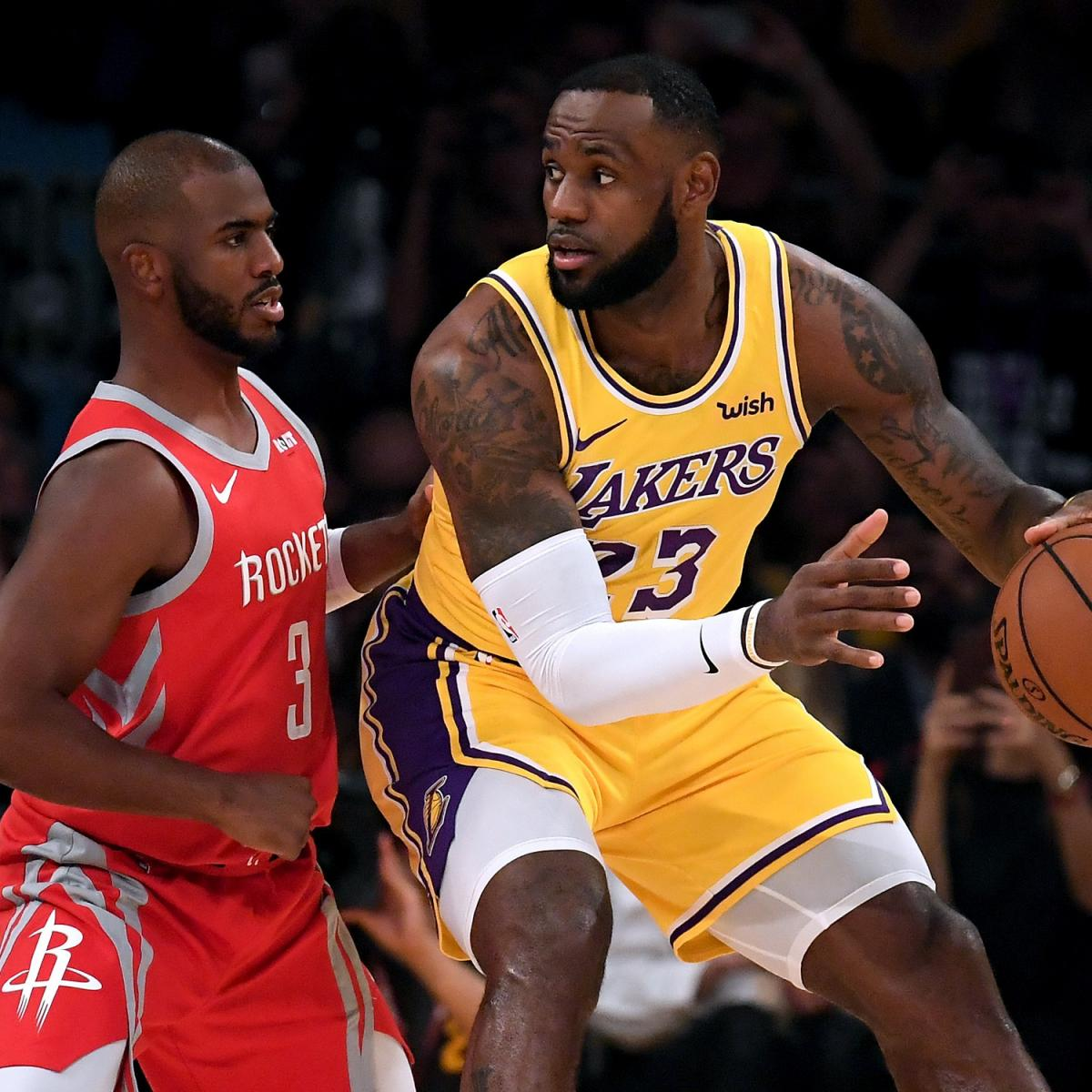 Lakers News  David Stern Explains Nixed Chris Paul Trade and More ... a2d5a9cec