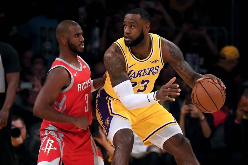 8c7159abca3 Lakers News: David Stern Explains Nixed Chris Paul Trade and More ...