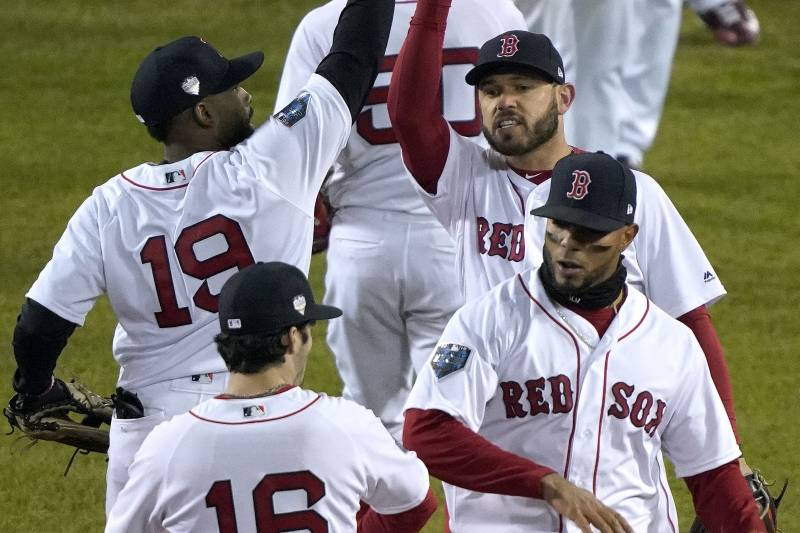 6938f64157d World Series 2018 TV Schedule and Live Stream for Red Sox vs ...