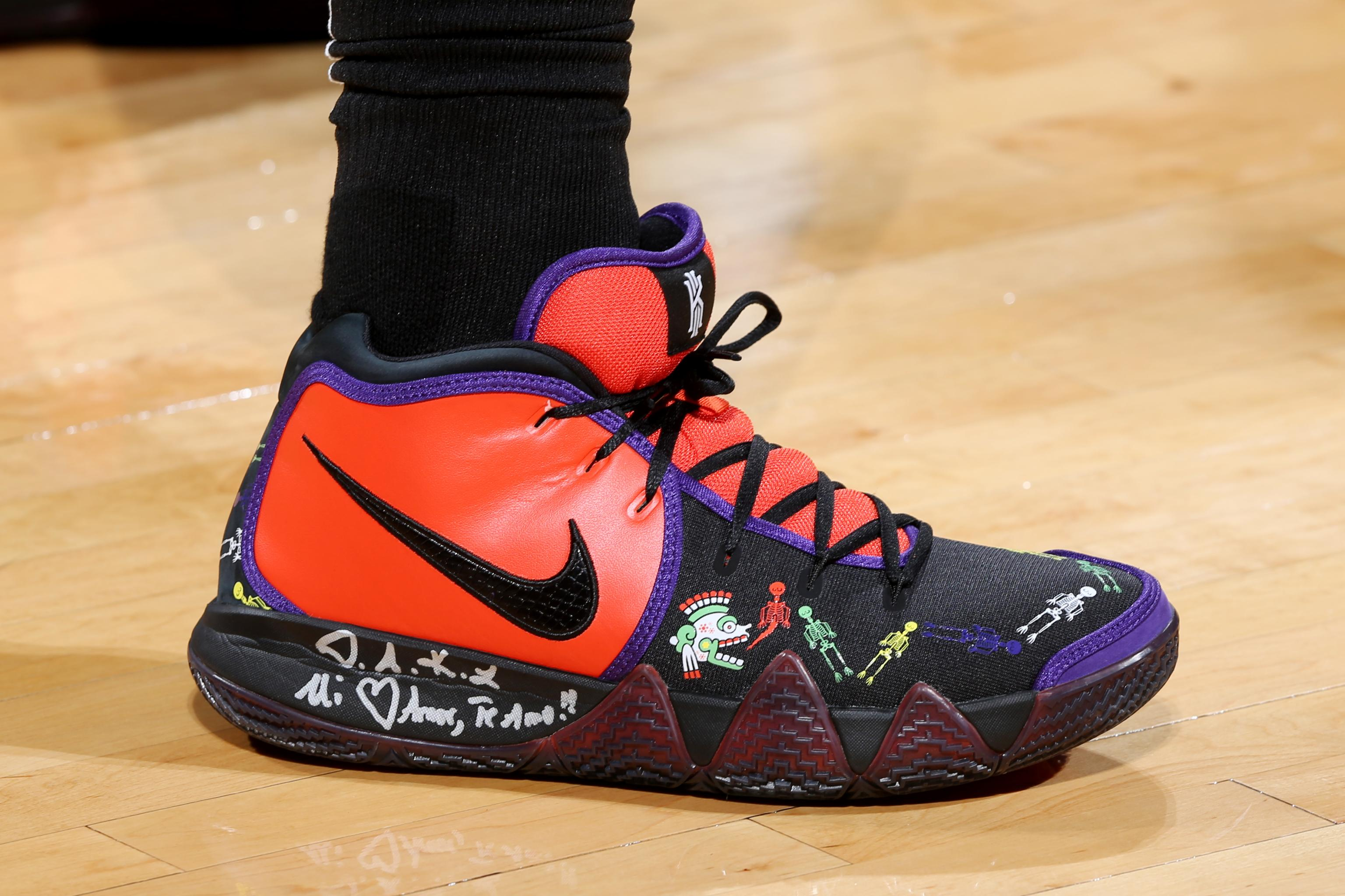 best website 04d36 91b5e B/R Kicks X NBA Nightly: LeBron Goes What The, Kyrie with ...