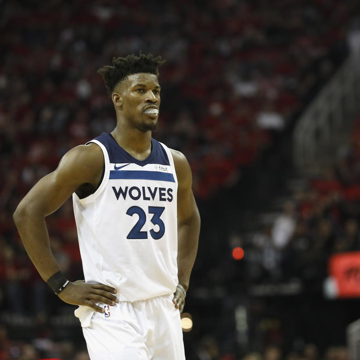 Houston Rockets Where To Watch The Upcoming Match Espn: Is Jimmy Butler The Missing Link To The Houston Rockets
