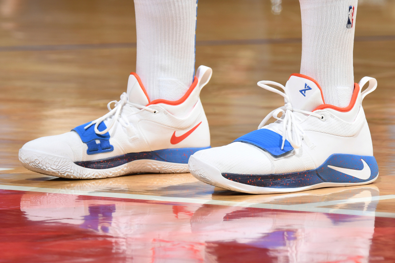 NBA Players Dish on Unwritten Rules, Including Not Wearing a Rival's Shoe