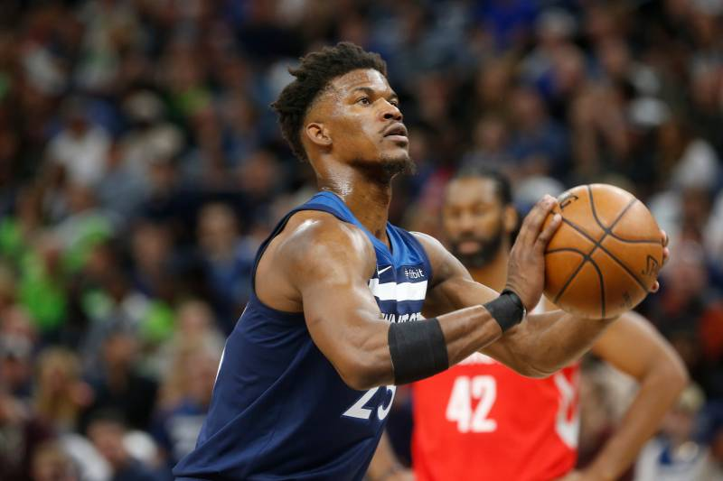 e88db05c7be Report  Jimmy Butler  Assured  by Wolves Owner the Team Is Still ...