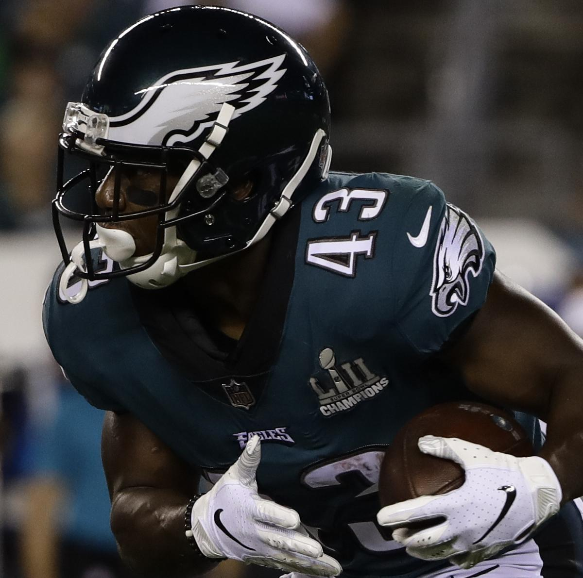 Eagles Rumors: Darren Sproles Out vs. Cowboys After Aggravating Hamstring Injury