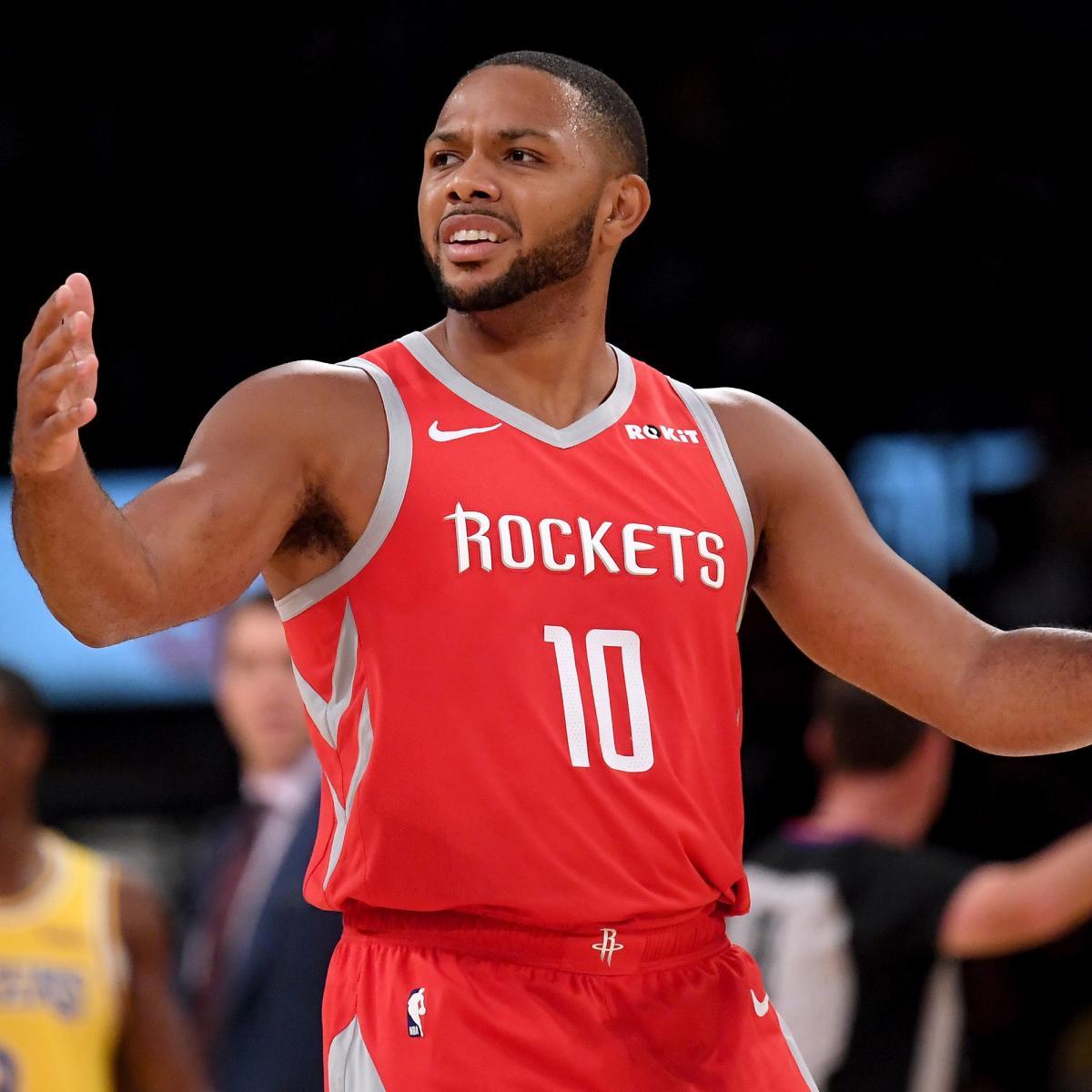 Houston Rockets News Trade: Jimmy Butler Trade Rumors: Eric Gordon 'Mandatory' In