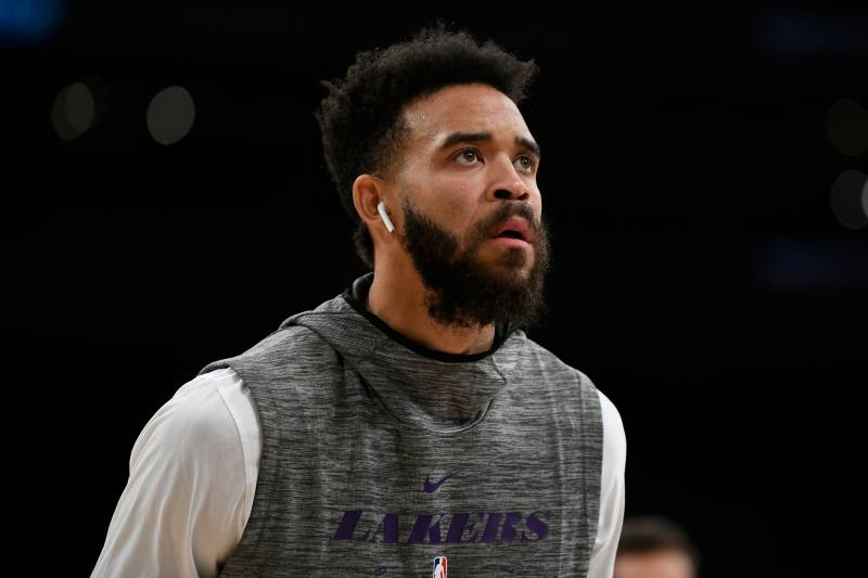 6c37a0debe7 JaVale McGee on Lakers  Title Hopes   The Only Thing That Can Stop Us Is Us