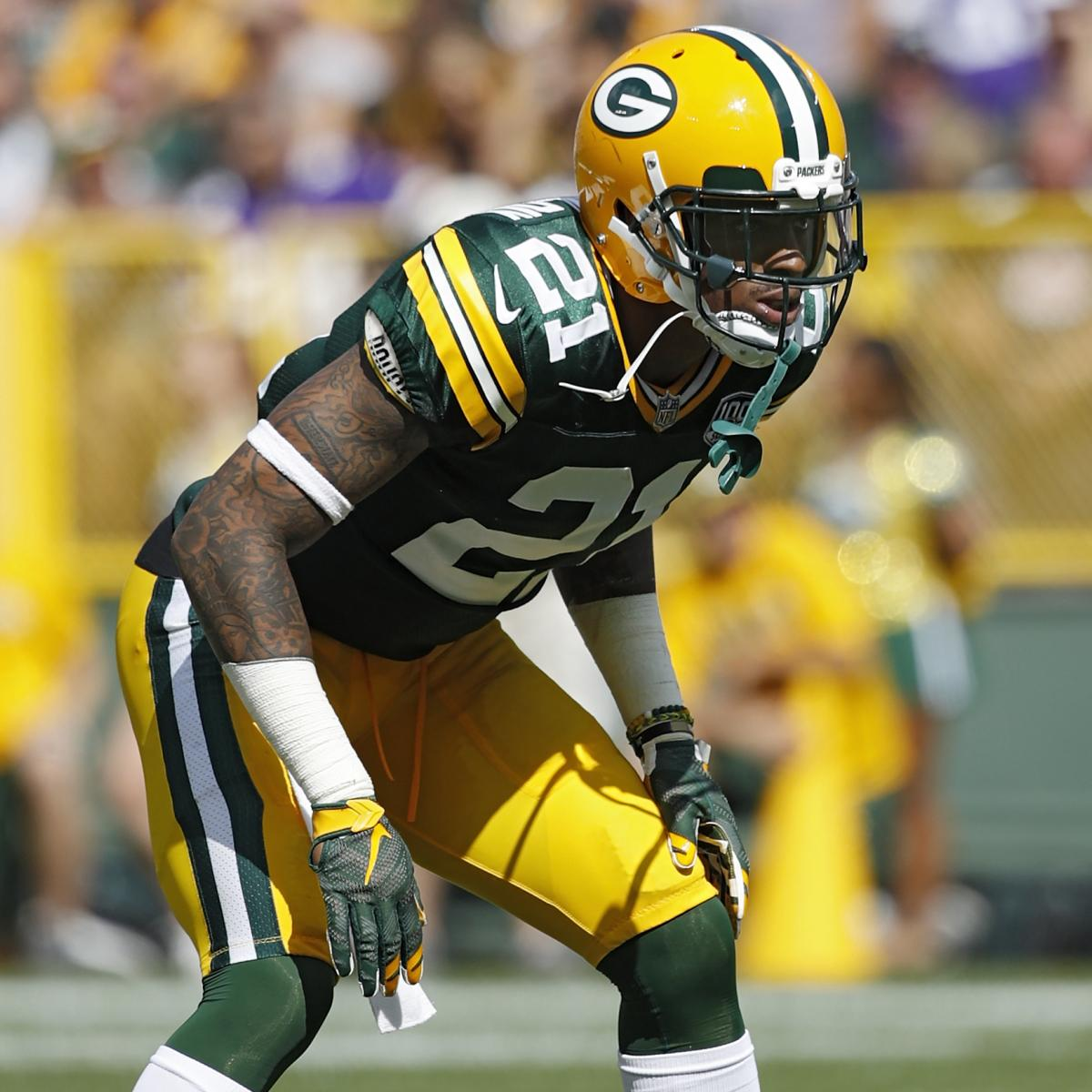 Report  Packers Safety Ha Ha Clinton-Dix Traded to Redskins for 4th-Round  Pick  338165f35