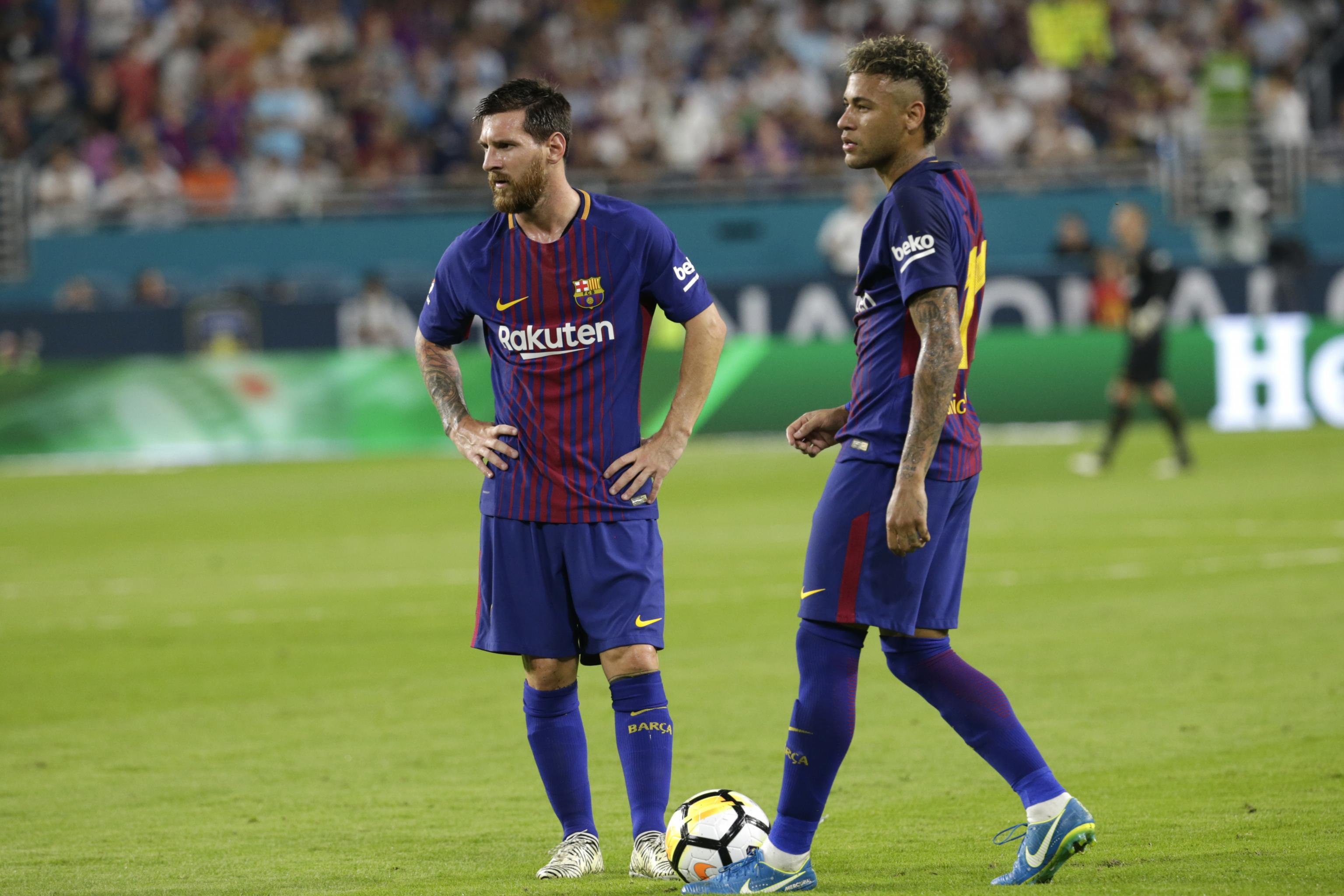 Lionel Messi Reportedly Wants Neymar To Make Barcelona Return From Psg Bleacher Report Latest News Videos And Highlights