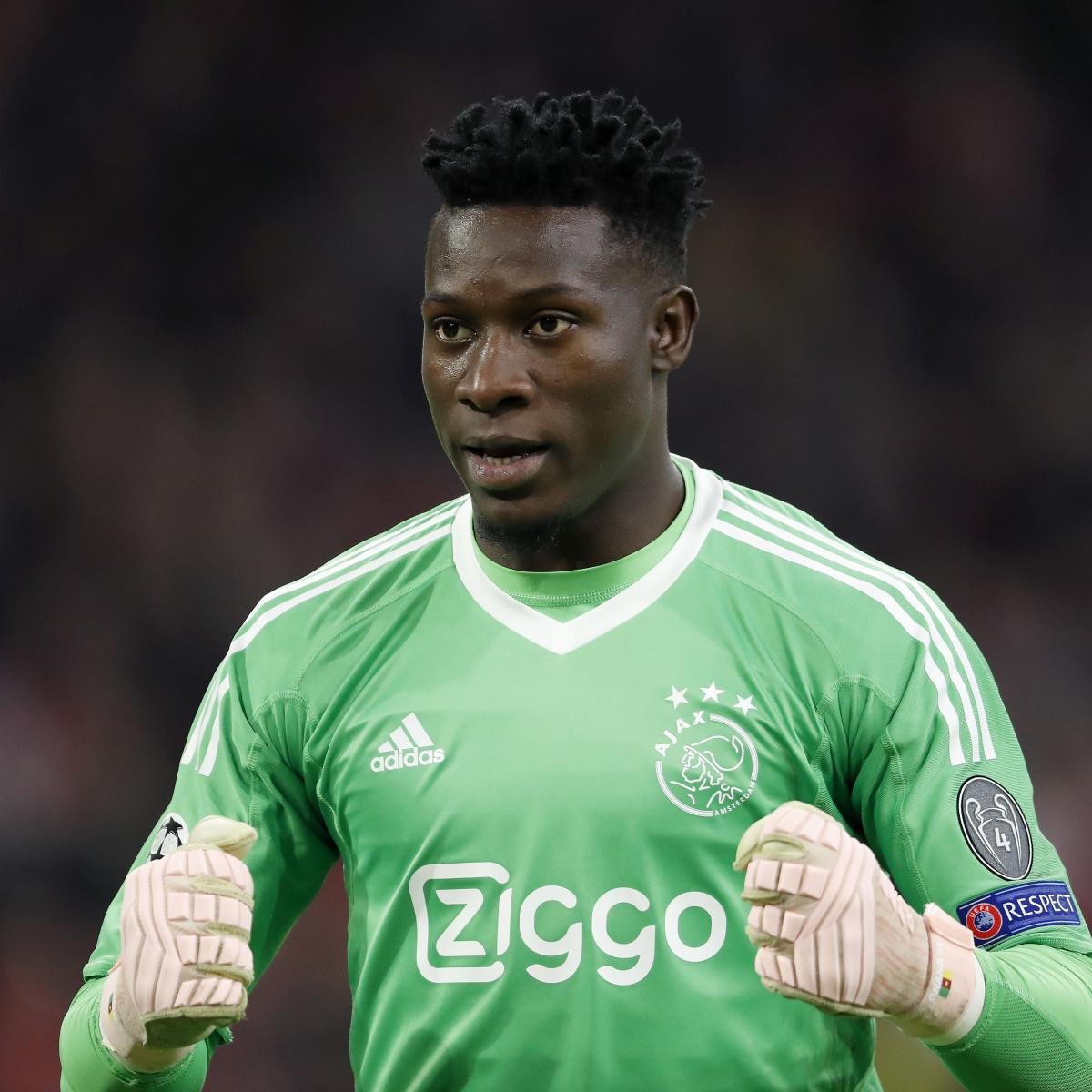 Tottenham Vs Ajax Tickets Away End: Tottenham Reportedly Eyeing Ajax Goalkeeper Andre Onana In