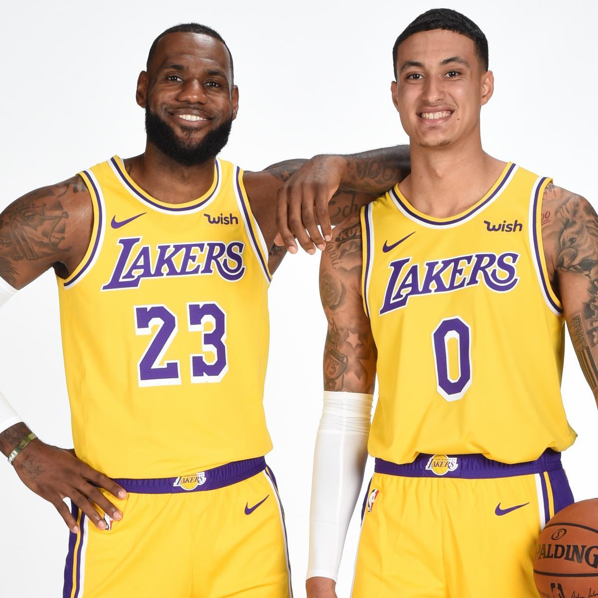 890f960a217 Lakers News  Latest Reports on Kyle Kuzma