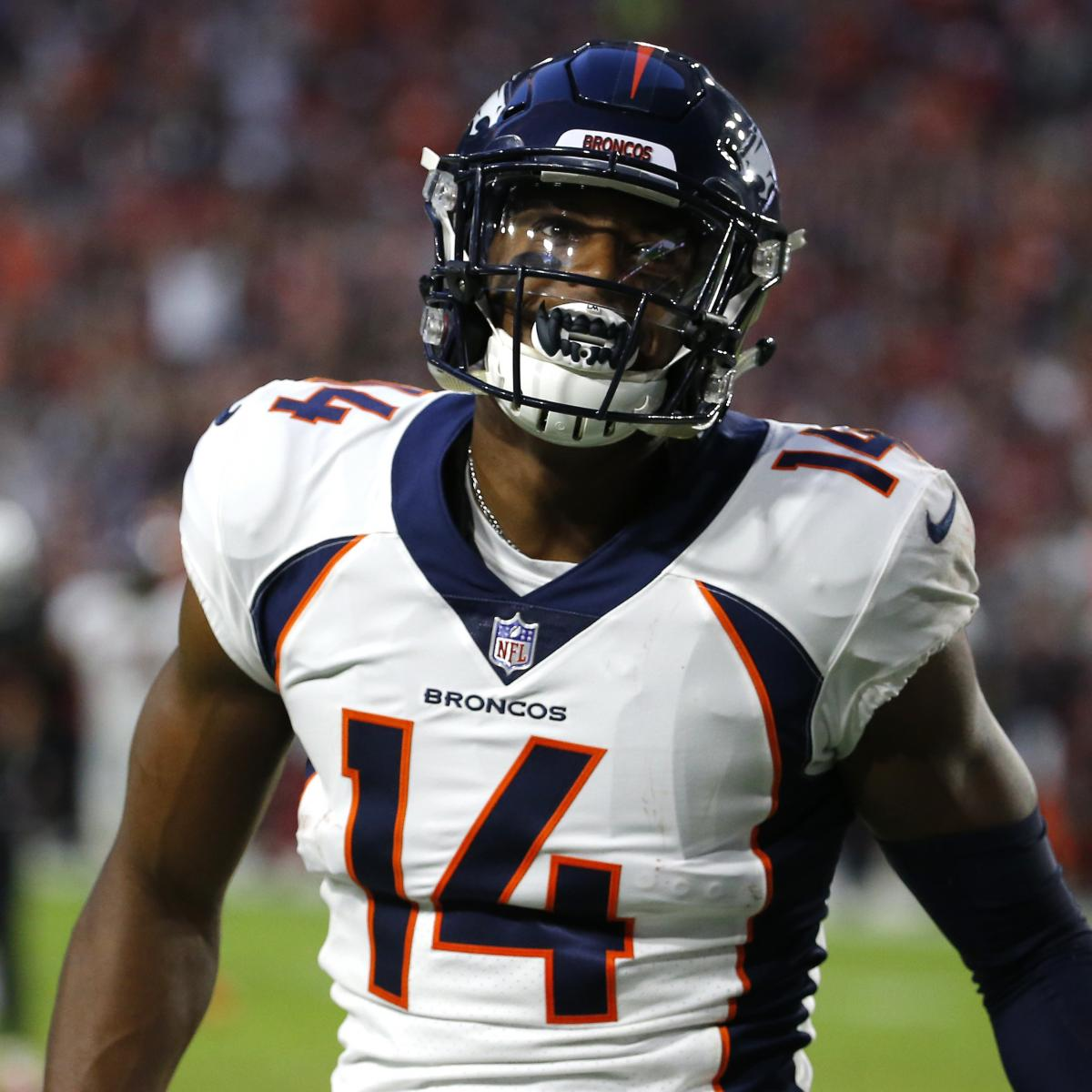 Denver Broncos WR Courtland Sutton Can Be NFL's Second