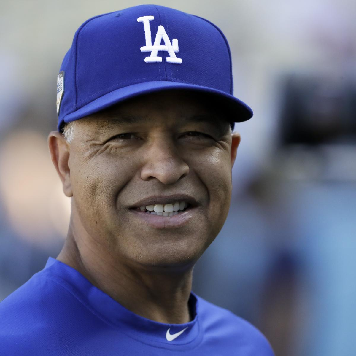 2018 Golf R Usa >> Dave Roberts' Contract Option Exercised by Dodgers for ...