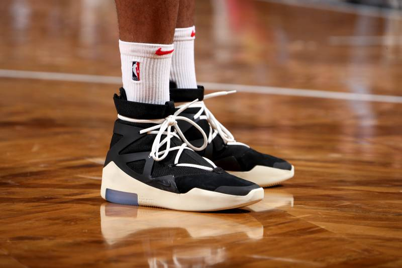 f652e9391 B R Kicks x NBA Nightly  PJ Tucker Debuts Nike Air Fear of God 1 ...