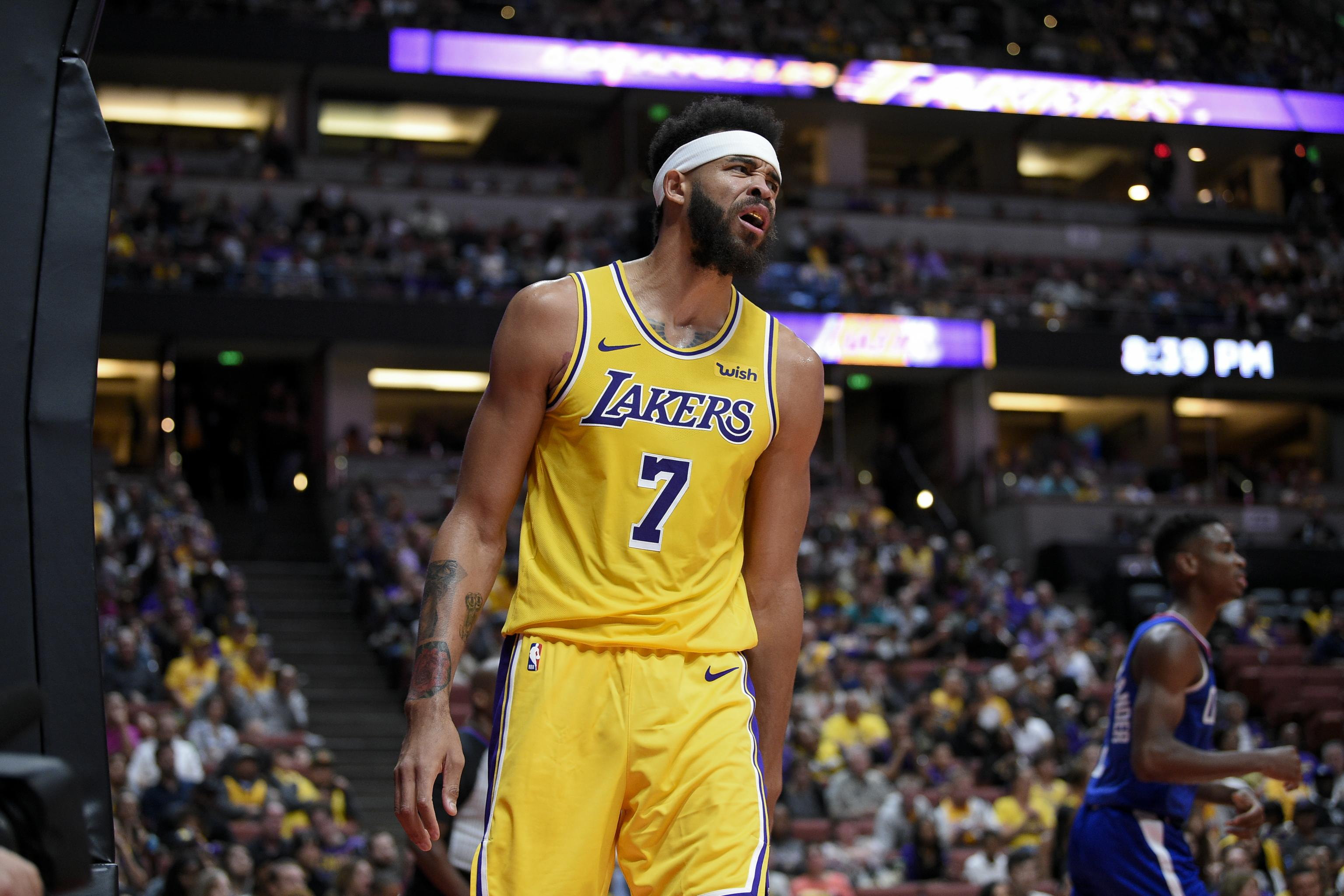 promo code 8eb06 1ec37 Lakers Rumors: JaVale McGee Released from Hospital After ...