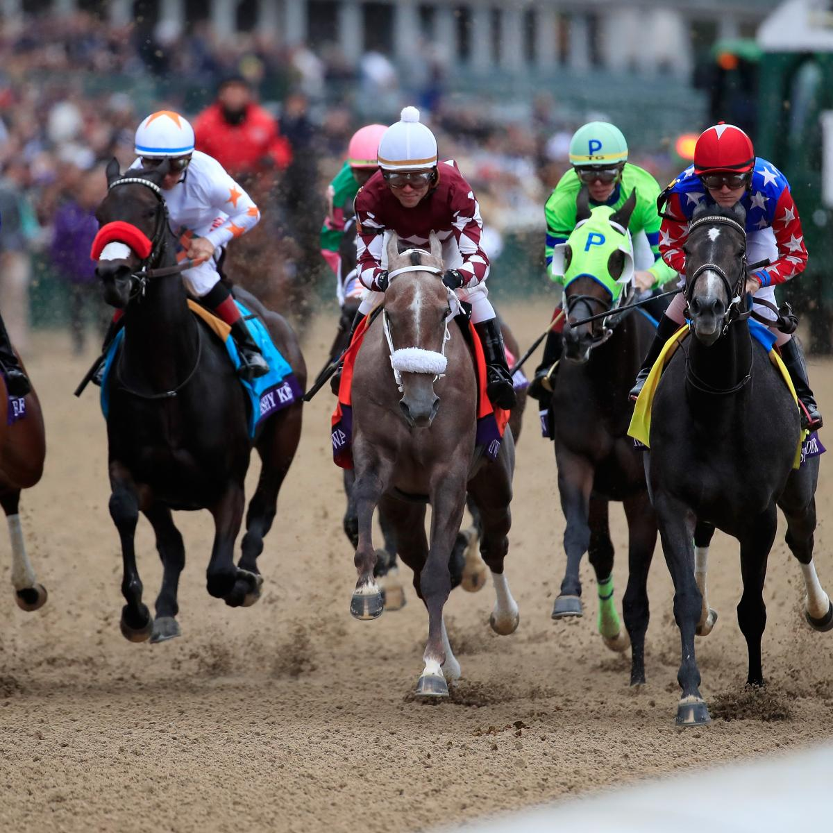 Breeders Cup 2018 Results Tracking Winners And Prize Money Payouts On Saturday Bleacher Report Latest News Videos And Highlights