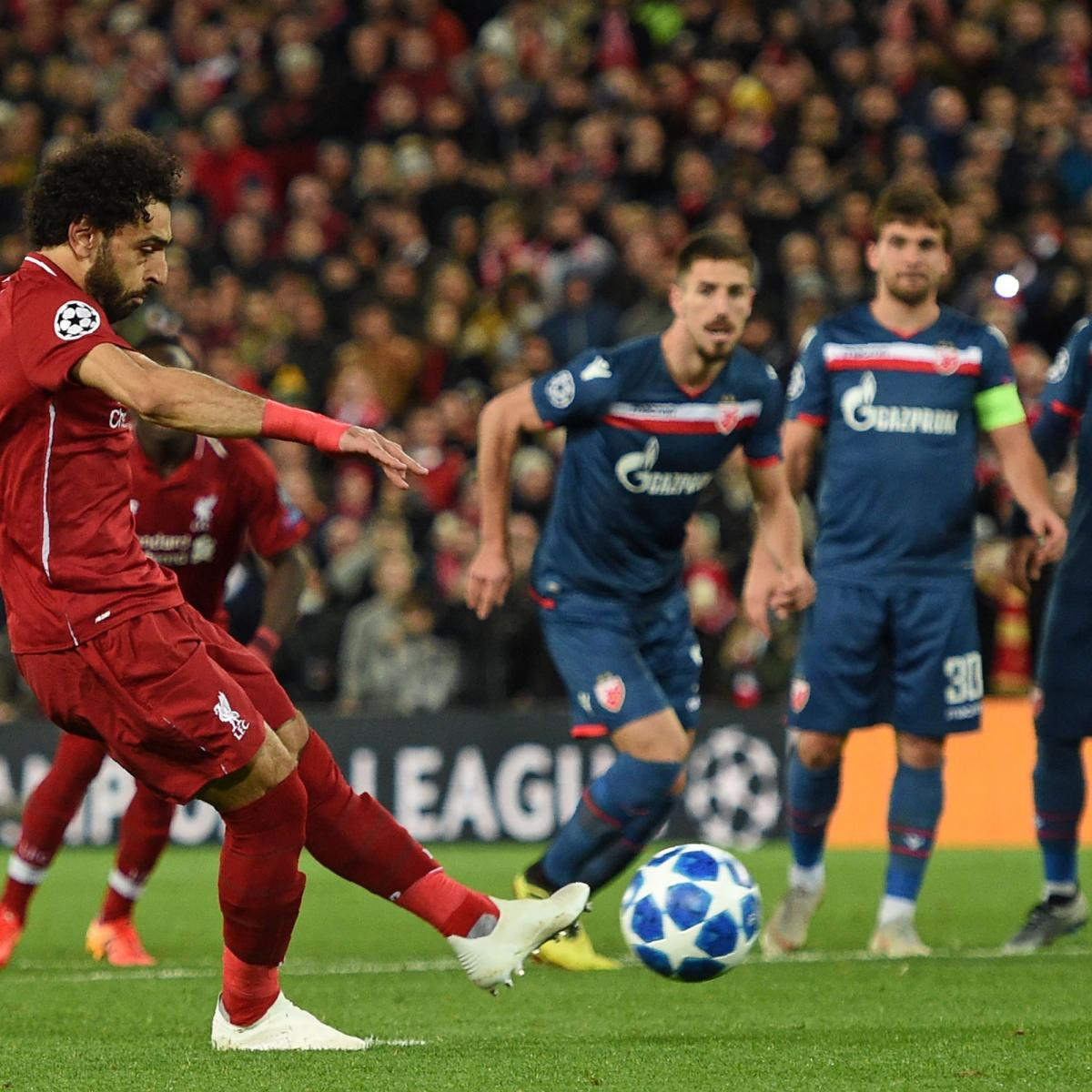 Barcelona Vs Liverpool Odds Live Stream Tv Info For: Red Star Belgrade Vs. Liverpool: UCL Match Odds, Preview
