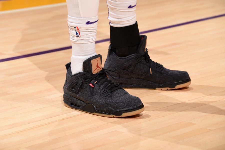 58ea4c90647 B R Kicks x NBA Nightly  Hart Wears Nike Air Fear of God 1 ...