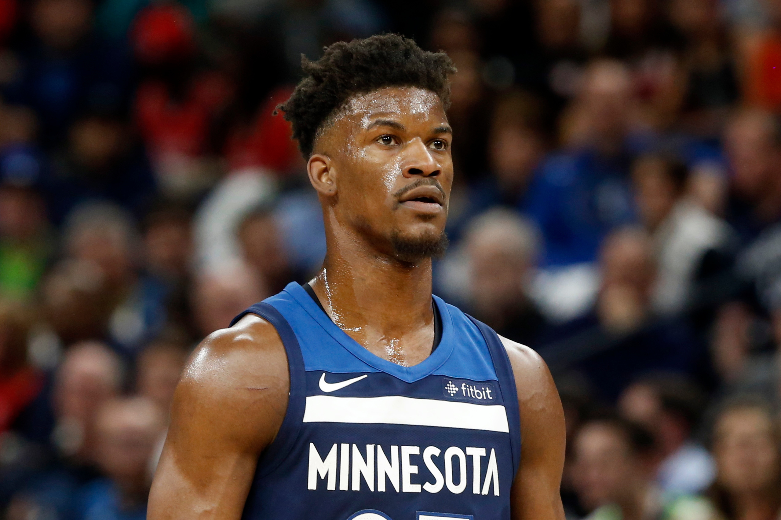 Jimmy Butler Drama Continuing To Take A Toll On Lifeless Minnesota Timberwolves Bleacher Report Latest News Videos And Highlights