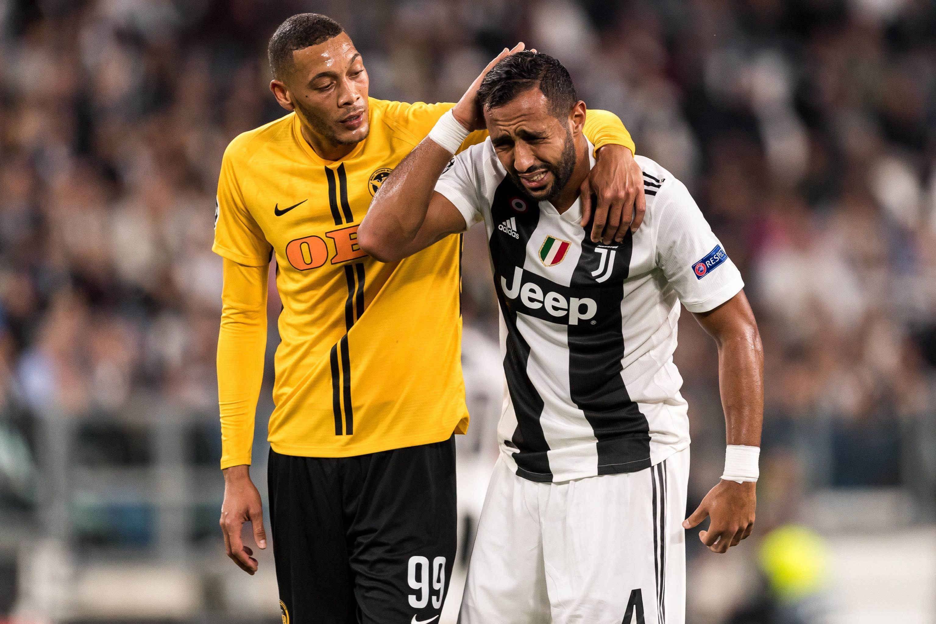 quality design b5f91 8bcc8 Medhi Benatia Open to January Juventus Exit: 'It's Not a ...