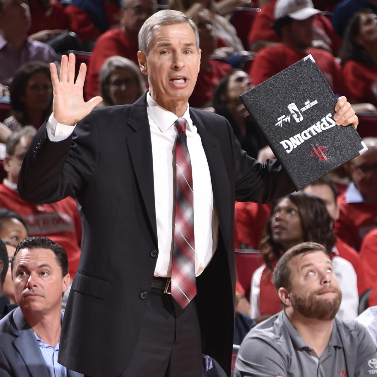Houston Rockets Defensive Coach