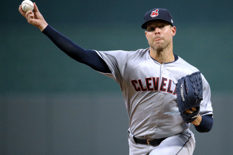 Corey Kluber's Club Contract Option Picked Up by Indians, Won't Hit Free Agency
