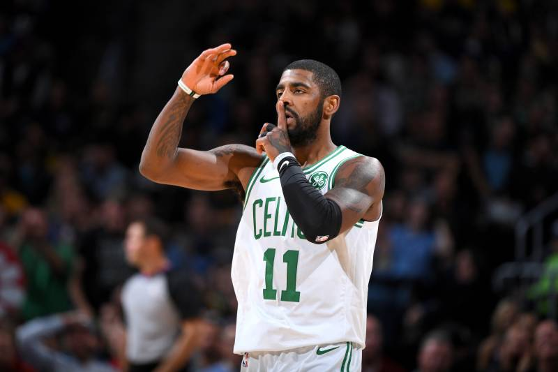 7f71157519e2 Kyrie Irving Fined  25K for Throwing Ball into Stands After Nuggets ...