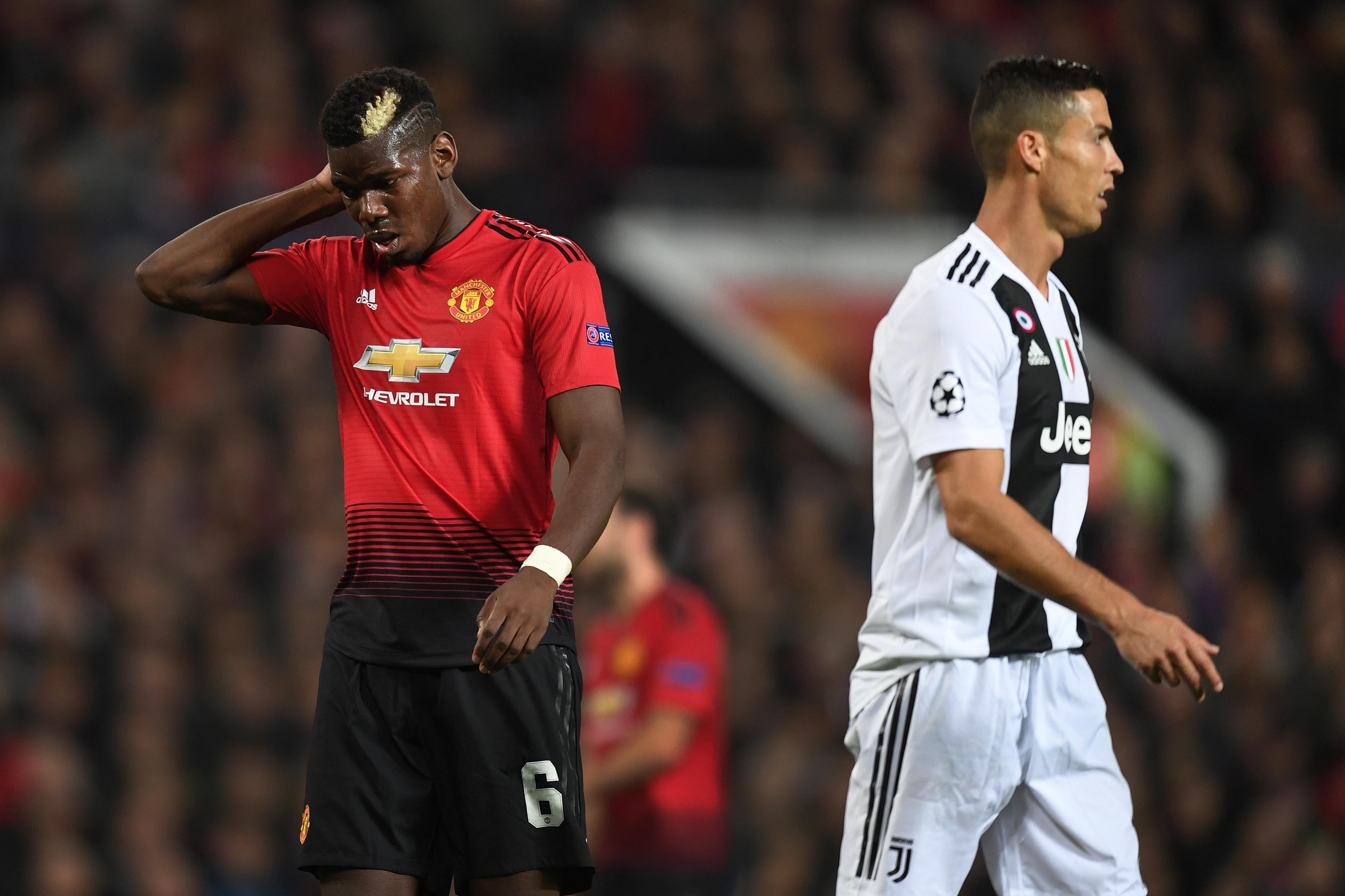 Cristiano Ronaldo Scores Goals Like He 'Drinks Water,' Says Paul Pogba |  Bleacher Report | Latest News, Videos and Highlights