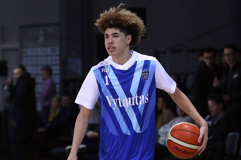 another chance 97931 061cf No Question' LaMelo Ball Can Be No. 1 NBA Draft Pick, Says ...