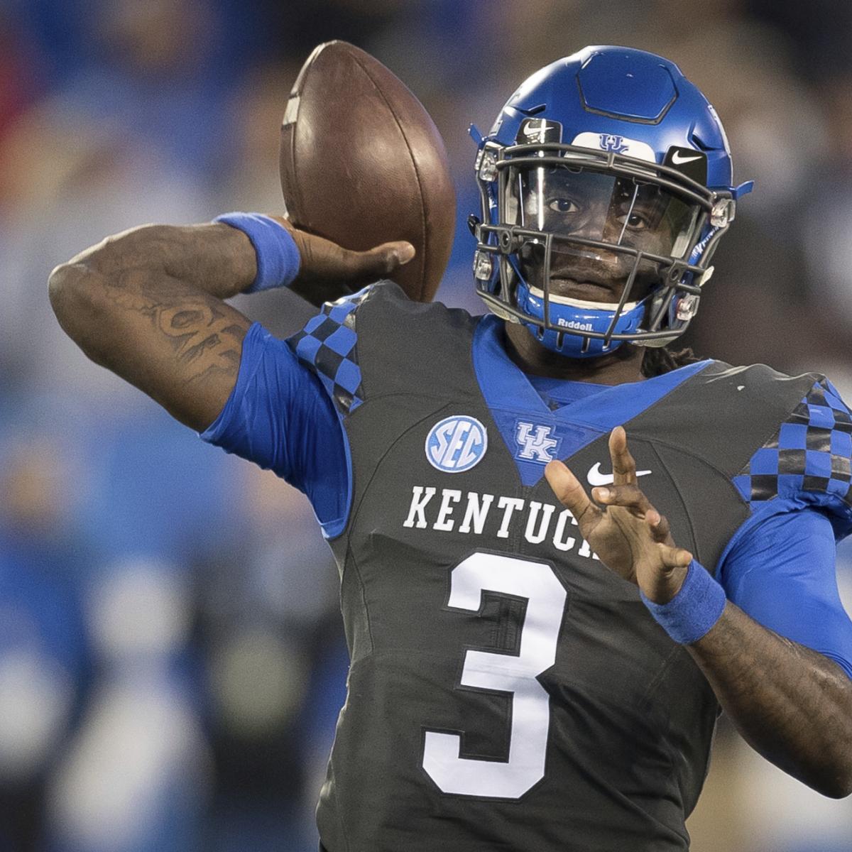 Kentucky Wildcats vs. Tennessee Volunteers Odds, College ...