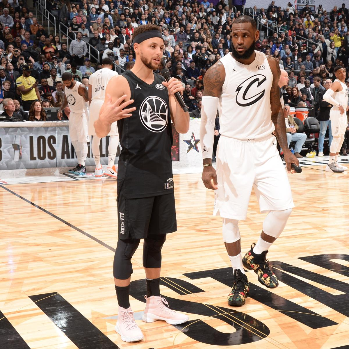 Nba Celebrity All Star Game 2019 Rosters Start Time Tv: NBA, Players Reportedly Agree To TV Broadcast Of All-Star