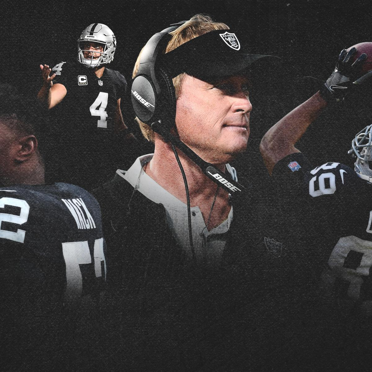 c721a60f49f Adrift in Oakland  A Season of Distrust and Uncertainty Is Sinking the  Raiders