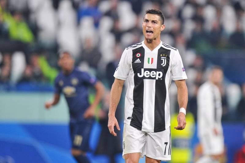 93d83a388ff Cristiano Ronaldo  Manchester United  Didn t Do Much  Against ...